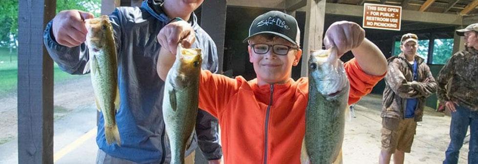 Cadet Fishing Tournament