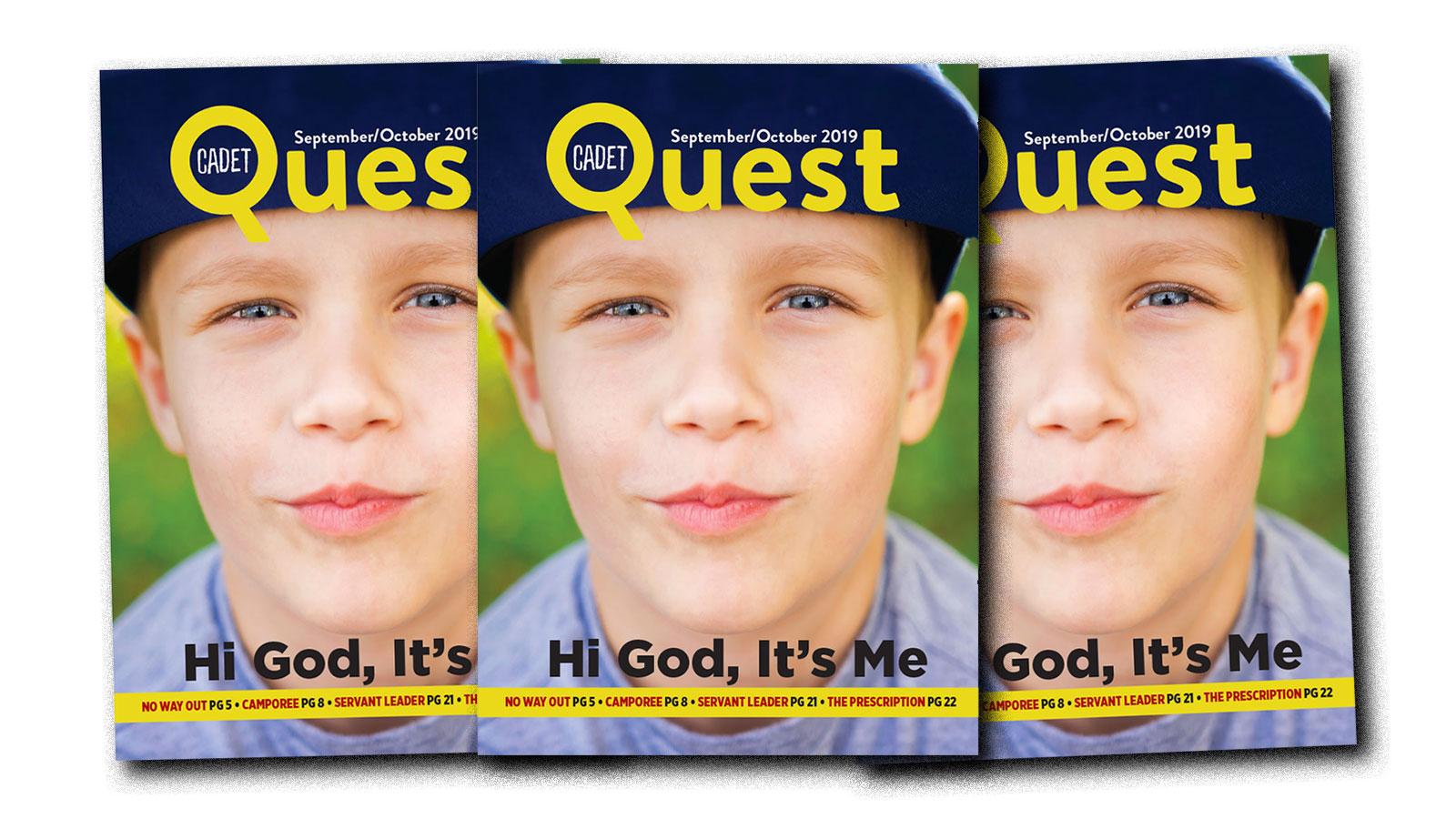 Cadet Quest Magazine
